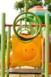 Campo de jogos no parque Imagem de Stock