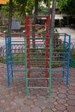 Campo de jogos para crianças Fotografia de Stock Royalty Free