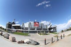 Campo de la autoridad de los deportes, Denver, Co Fotografía de archivo libre de regalías