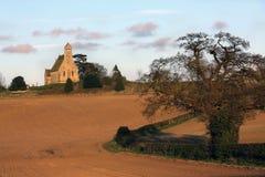Campo de North Yorkshire - Inglaterra Fotos de Stock Royalty Free