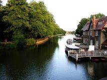 Campo de Oxford Imagen de archivo libre de regalías