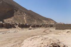 Campo de refugiados e imagens de Afeganistão no noroeste no meio da estação de combate fotos de stock