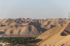 Campo de refugiados e imagens de Afeganistão no noroeste no meio da estação de combate imagens de stock royalty free