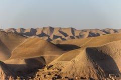 Campo de refugiados e imagens de Afeganistão no noroeste no meio da estação de combate imagem de stock