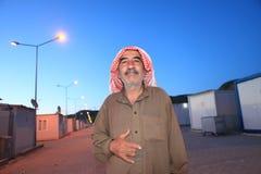 Campo de refugiados sírio fotos de stock royalty free