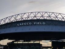 Campo de Safeco Fotografía de archivo libre de regalías