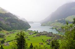 Campo de Suiza Fotos de archivo libres de regalías