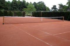 Campo de tênis Foto de Stock