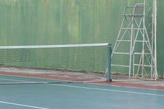 Campo de tenis Foto de archivo