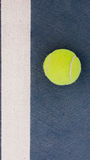 Campo de tenis fotos de archivo libres de regalías