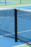 Campo de tenis al aire libre Imagen de archivo