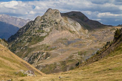 Campo de Troya Peak Royalty Free Stock Image