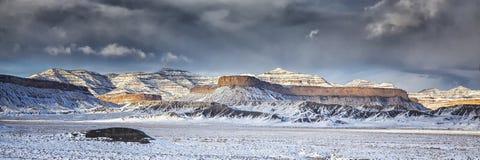 Campo de Utah Imagenes de archivo