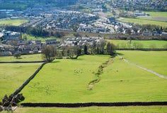 Campo de Yorkshire Imagens de Stock Royalty Free
