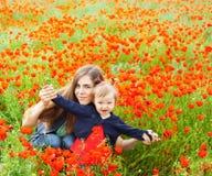 Campo dei fiori Fotografia Stock
