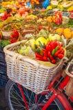 Campo Dei Fiory Market - Rome#5 Royalty Free Stock Photos