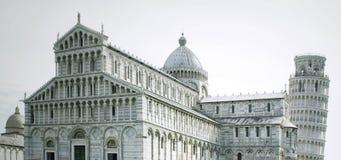 Campo dei miracoli Pisa Fotografie Stock Libere da Diritti