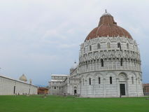 Campo dei Miracoli, Pisa (Italia) Stock Photography