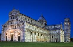 Pisa, Campoi De Miracoli Zdjęcie Royalty Free