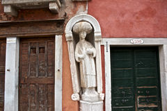 Campo dei Mori, Venice Stock Photos