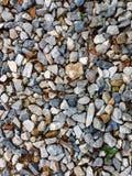 Campo del guijarro, roca, fondo de piedra Fotografía de archivo