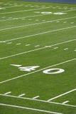 Campo del tappeto erboso di Astro Fotografie Stock Libere da Diritti