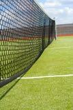 Campo del tenis Imagen de archivo libre de regalías