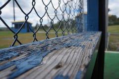 Campo di baseball Immagine Stock Libera da Diritti
