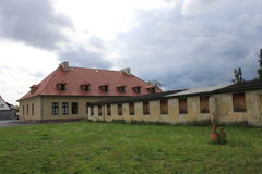 Campo di concentramento di Sachsenhausen - Berlino Immagine Stock Libera da Diritti