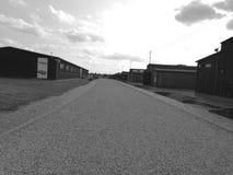Campo di concentramento di Majdanek Immagini Stock Libere da Diritti