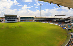 Campo di cricket di ovale di Kensington Immagini Stock Libere da Diritti