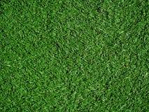 Campo di erba artificiale Fotografia Stock Libera da Diritti