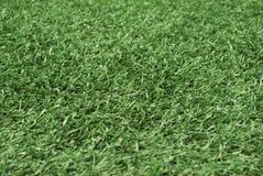 Campo di football americano artificiale Immagini Stock Libere da Diritti