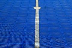 Campo di Futsal immagine stock libera da diritti