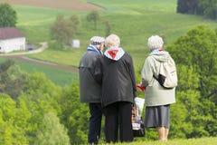 Campo di Mauthausen Fotografia Stock Libera da Diritti