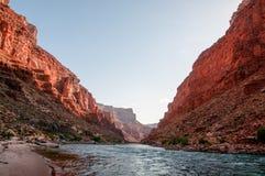 Campo di miglio 21 del fiume primo immagini stock