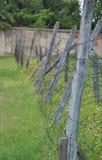 Campo di prigionia Fotografia Stock