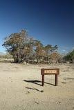 Campo di rilocazione di Manzanar Immagine Stock Libera da Diritti