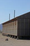 Campo di rilocazione di Manzanar Fotografia Stock Libera da Diritti