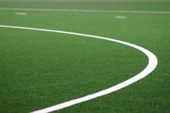 Campo di sport Fotografie Stock