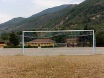 Campo di sport, Italia del sud Immagini Stock