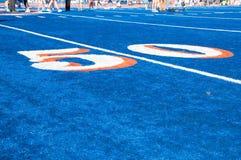 Campo do estado de Boise Imagens de Stock