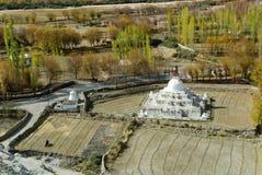 Campo em Ladakh Foto de Stock