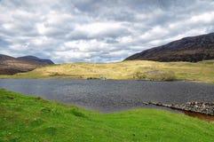 Campo em Scotland Imagens de Stock Royalty Free