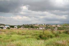 Campo en Jamaica Imágenes de archivo libres de regalías