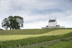 Campo escocés Imagen de archivo libre de regalías
