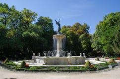 Campo grand, Valladolid Photographie stock libre de droits