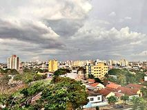 Campo Grande Brasilien stockfotos