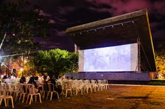 Festival Cine Novo Oeste which brings culture and local productions of the film industry.