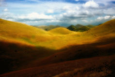 Campo Imperatore Stock Images
